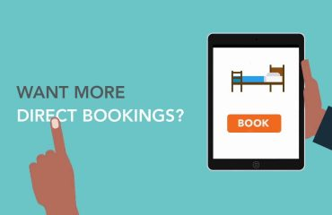 Direct booking system in HOTEL RACE